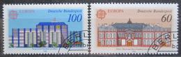 Poštovní známky Nìmecko 1990 Evropa CEPT Mi# 1461-62