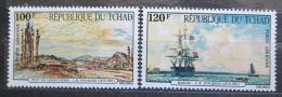Poštovní známky Èad 1976 Impresionismus Mi# Block 773-74