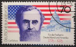 Poštovní známka Nìmecko 1976 Americká revoluce Mi# 895