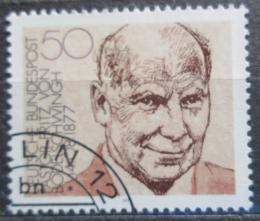 Poštovní známka Nìmecko 1977 Fritz von Bodelschwingh, teolog Mi# 942