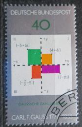 Poštovní známka Nìmecko 1977 Komplexní èísla Mi# 928
