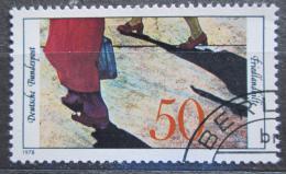 Poštovní známka Nìmecko 1978 Uprchlíci Mi# 957