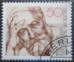 Poštovní známka Nìmecko 1978 Martin Buber Mi# 962