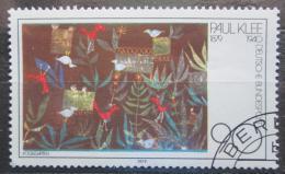 Poštovní známka Nìmecko 1979 Umìní, Paul Klee Mi# 1029