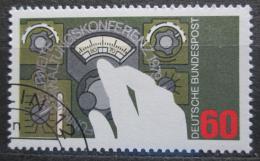 Poštovní známka Nìmecko 1979 Konference rádií Mi# 1015