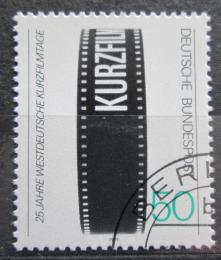 Poštovní známka Nìmecko 1979 Filmový festival Mi# 1003