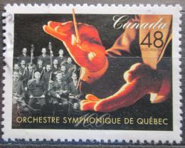 Poštovní známka Kanada 2002 Quebecký symfonický orchestr, 100. výroèí Mi# 2089