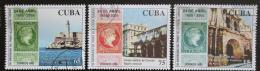 Poštovní známky Kuba 2005 První známky Mi# 4692-94