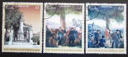 Poštovní známky Kuba 2004 Založení Havany Mi# 4648-50