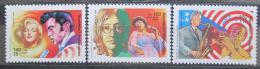 Poštovní známky Madagaskar 1994 Osobnosti Mi# 1760-62