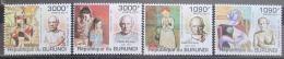 Poštovní známky Burundi 2011 Umìní, Pablo Picasso Mi# 2274-77 Kat 9.50€