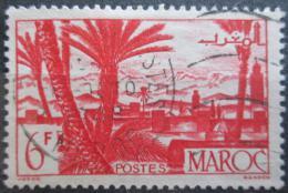 Poštovní známka Francouzské Maroko 1947 Marrákeš Mi# 256