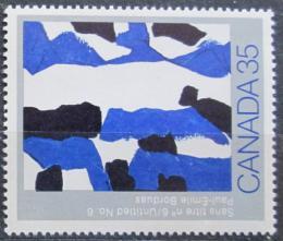 Poštovní známka Kanada 1981 Umìní, Paul-Emile Borduas Mi# 800