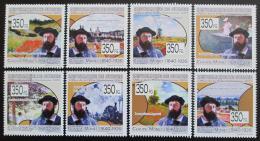 Poštovní známky Guinea 2009 Umìní, Claude Monet Mi# N/N