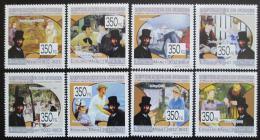Poštovní známky Guinea 2009 Umìní, Edouard Manet Mi# N/N