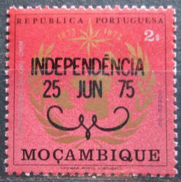 Poštovní známka Mosambik 1975 Meteorologie pøetisk Mi# 580