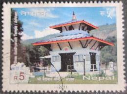 Poštovní známka Nepál 2011 Shree Baidhyanath Temple Mi# 1034