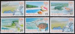 Poštovní známky Kuba 2007 Ostrovní fauna Mi# 4932-37