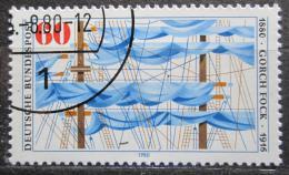Poštovní známka Nìmecko 1980 Gorch Fock, básník Mi# 1058