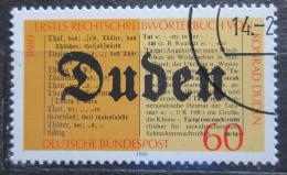 Poštovní známka Nìmecko 1980 Duden slovník Mi# 1039