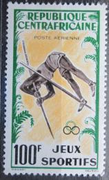 Poštovní známka SAR 1962 Skok o tyèi Mi# 27