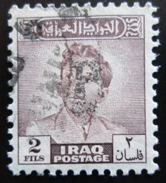 Poštovní známka Irák 1948 Král Faisal II. Mi# 128