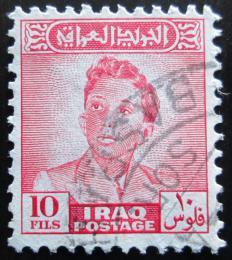 Poštovní známka Irák 1948 Král Faisal II. Mi# 134