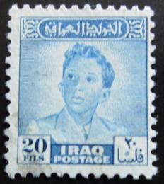 Poštovní známka Irák 1948 Král Faisal II. Mi# 138