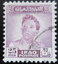 Poštovní známka Irák 1948 Král Faisal II. Mi# 139