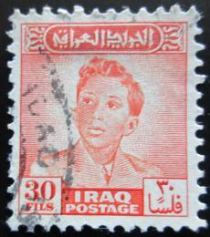 Poštovní známka Irák 1948 Král Faisal II. Mi# 140