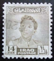 Poštovní známka Irák 1950 Král Faisal II. Mi# 136