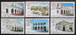 Poštovní známky Kuba 2008 Matanzas Mi# 5129-34
