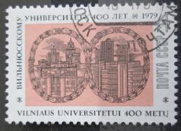 Poštovní známka SSSR 1979 Univerzita Vilnius, 400. výroèí Mi# 4818