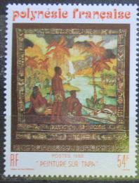 Poštovní známka Francouzská Polynésie 1988 Umìní, Paul Engdahl Mi# 504