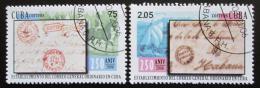 Poštovní známky Kuba 2006 Vznik pošty Mi# 4777-78 Kat 5.50€