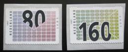 Poštovní známky Nizozemí 1997 Dopisy Mi# 1603-04