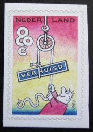 Poštovní známka Nizozemí 1997 Zmìna adresy Mi# 1605