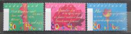 Poštovní známky Nizozemí 1997 Práce seniorù Mi# 1613-15