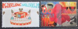 Poštovní známky Nizozemí 1997 Pozdravy Mi# 1616-17