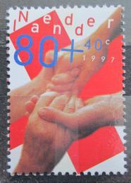 Poštovní známka Nizozemí 1997 Nizozemský èervený køíž Mi# 1618