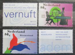 Poštovní známky Nizozemí 1997 Rùzná výroèí Mi# 1625-28