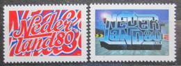 Poštovní známky Nizozemí 1997 Trendy mládeže Mi# 1629-30