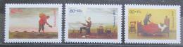 Poštovní známky Nizozemí 1997 Pohádky Mi# 1632-34