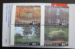 Sešitek Nizozemí 1999 Ètyøi roèní období Mi# MH 52