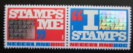 Poštovní známky Nizozemí 1999 Láska ke známkám Mi# 1718-19