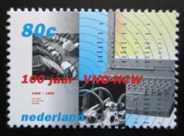 Poštovní známka Nizozemí 1999 Svaz zamìstnavatelù, 100. výroèí Mi# 1736