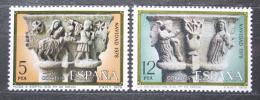 Poštovní známky Španìlsko 1978 Vánoce Mi# 2383-84