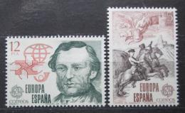 Poštovní známky Španìlsko 1979 Evropa CEPT Mi# 2412-13