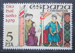 Poštovní známka Španìlsko 1979 Den známek Mi# 2418