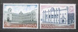Poštovní známky Španìlsko 1979 Jihoamerická architektura Mi# 2436-37